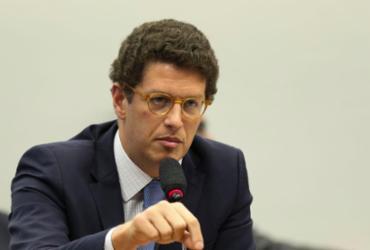 MPF recorre ao TRF1 para afastar Ricardo Salles do Ministério do Meio Ambiente | José Cruz | Agência Brasil