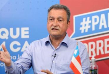 Rui Costa volta a criticar aglomerações em campanhas: 'Não cabe ao Executivo fiscalizar' | Divulgação