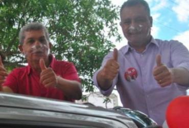Rui participa de carreata em apoio ao petista Zé Raimundo | Divulgação