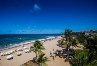 Praia de Stella Maris   Foto: Amanda Oliveira - Amanda Oliveira