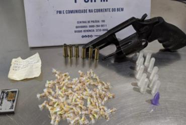 Suspeito de tráfico em prisão domiciliar morre após confronto com a PM | Divulgação | SSP