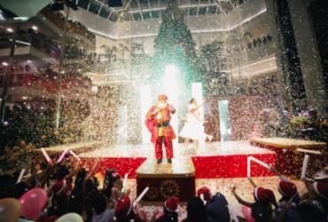 Shopping Bela Vista inaugura decoração de Natal inspirada na alegria do Circo | Foto: Divulgação | Shopping Bela Vista