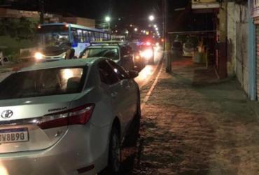 Polícia prende assaltantes e liberta motorista de aplicativo em Simões Filho | Reprodução | SSP-BA