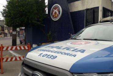 Seis policiais são presos acusados de extorsão em Salvador | Divulgação: SSP