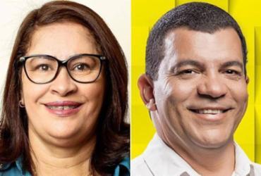 Em Juazeiro, Suzana lidera com folga. Bonfim, o prefeito, vai mal | Divulgação | Montagem A TARDE