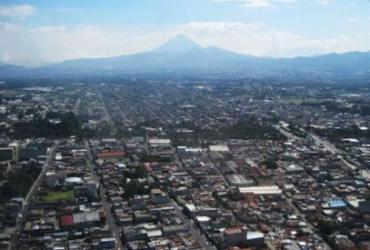 Terremoto de 5,7 graus no sul do México abala o sudoeste da Guatemala, sem provocar danos | Reprodução