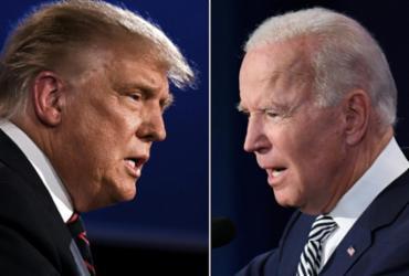 Trump compartilha matéria falsa sobre apoio do Twitter a Biden | Arquivo | AFP