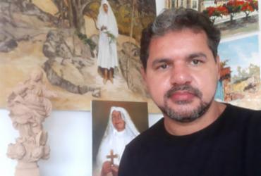 Artista baiano Sérgio Amorim estreia exposição 'Um Novo Olhar' | Divulgação