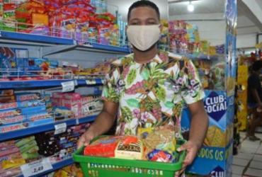 Vale-alimentação estudantil será pago na segunda-feira | Foto: Helena Pontes | Agência de Notícias