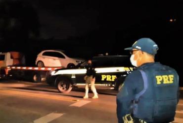 Veículo tomado de assalto em Gandu é recuperado em Itabuna