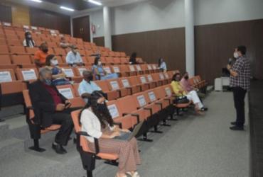 Secretaria da Educação apresenta projeto escolar para região de Vila Canária | Foto: Divulgação | Josenildo Almeida