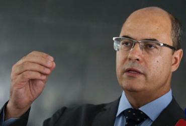 Wilson Witzel usa trechos iguais ao da Wikipédia em sua defesa | Antonio Cruz | Agência Brasil