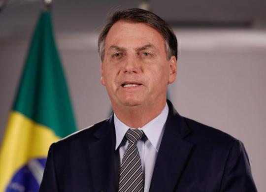 Gestão de Jair Bolsonaro é aprovada por 32% dos conquistenses   Carolina Antunes   PR   6.03.2020