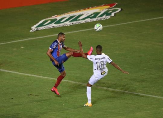 Acompanhe os lances de Bahia x Atlético-MG   Adilton Venegeroles   Ag. A TARDE