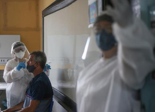 Bahia tem 21 mortes e 1.221 casos pela Covid-19 em 24 horas; 325 mil estão curados | Raphael Muller | Ag. A TARDE | 31.8.2020