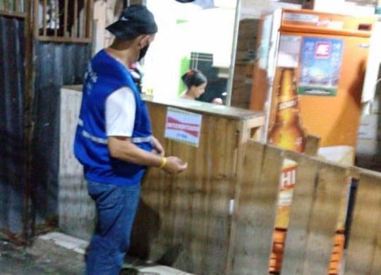 Salvador: 12 estabelecimentos são interditados por descumprirem protocolos | Divulgação | Sedur