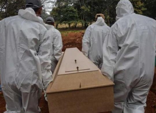 Coronavírus já matou ao menos 1,1 milhão de pessoas no mundo, aponta levantamento | Arquivo | AFP