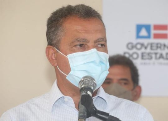 Rui critica Bolsonaro e assina carta enviada ao Senado por diálogo sobre vacina | Mateus Pereira | GOVBA