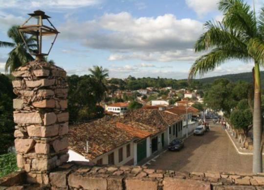 Lençóis entrará na segunda fase de reabertura e turistas não precisarão apresentar exames   Carlos Casaes   Ag. A TARDE   Arquivo