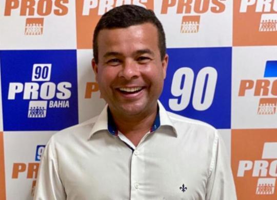 Celsinho Cotrim é o primeiro candidato à prefeitura de Salvador assumidamente gay   Divulgação