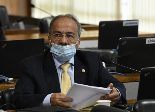 Senador flagrado com dinheiro na cueca pede afastamento por 90 dias | Edilson Rodrigues | Agência Senado
