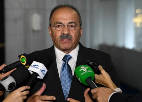 Após caso de dinheiro na cueca, Chico Rodrigues deixa vaga no Conselho de Ética   Arquivo   Agência Senado