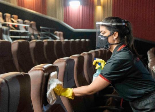 Prefeitura de Salvador autoriza reabertura de cinemas e clubes sociais | Divulgação