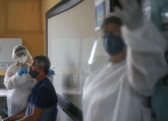 Bahia contabiliza 22 mortes e 457 casos de Covid-19 no período de 24 horas | Raphael Muller | Ag. A TARDE | 31.8.2020
