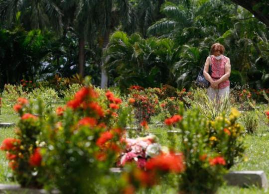 Confira programação de missas nos cemitérios e paróquias em Salvador | Rafael Martins | Ag. A TARDE