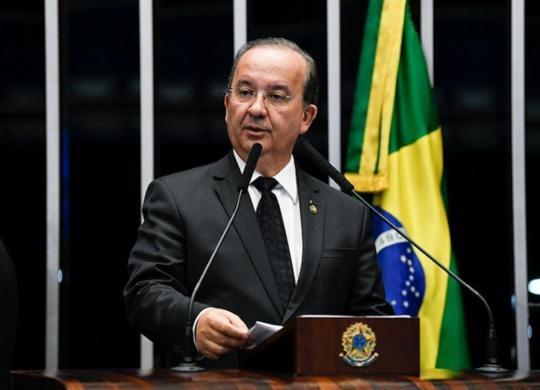 Bolsonaro escolhe senador do PL para vice-liderança no Congresso | Jefferson Rudy | Agência Senado