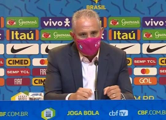Com novidades, Tite divulga lista de convocados para jogos contra Venezuela e Uruguai | Reprodução | YouTube