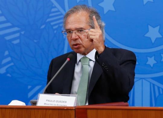 Guedes diz que a Febraban é casa de lobby e financia ministro para furar teto | Divulgação