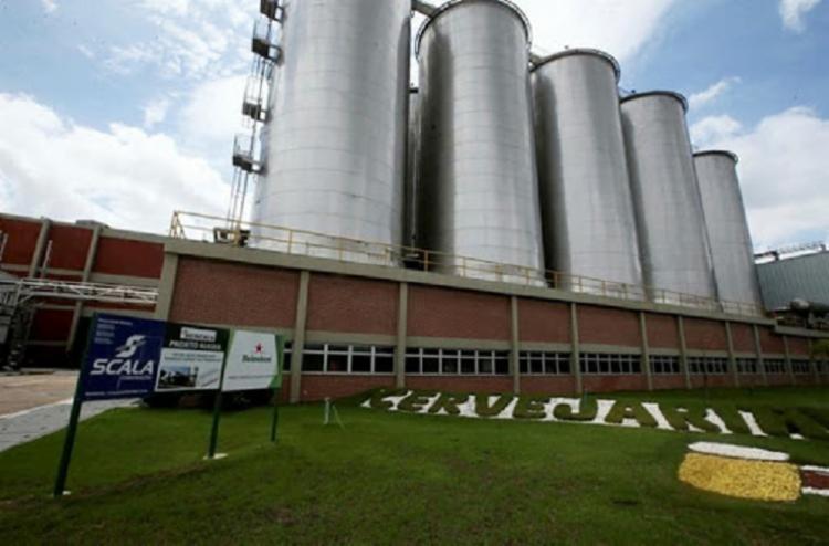 Outorgas de exploração da água utilizada pela fábrica vão ser revisadas - Foto: Alberto Coutinho | GOVBA
