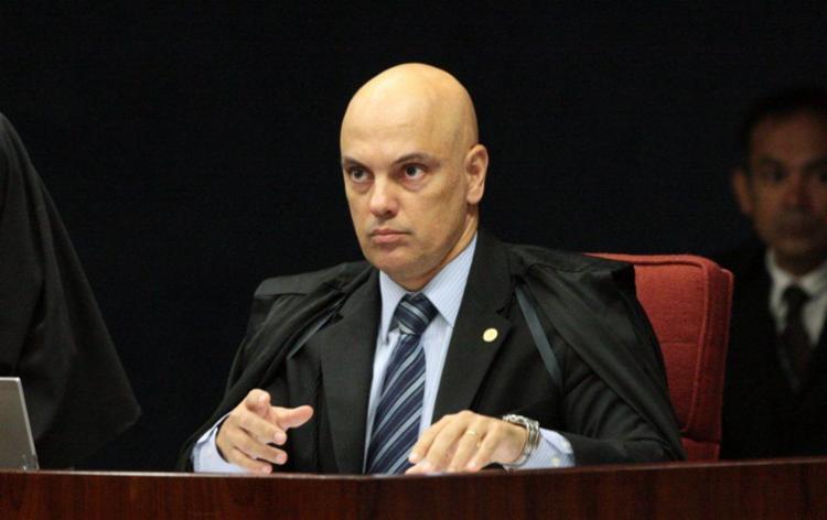 Nos atos de 7 de setembro, Bolsonaro afirmou que não cumpriria mais determinações do ministro do STF Alexandre de Moraes   Foto: Arquivo   STF - Foto: Divulgação
