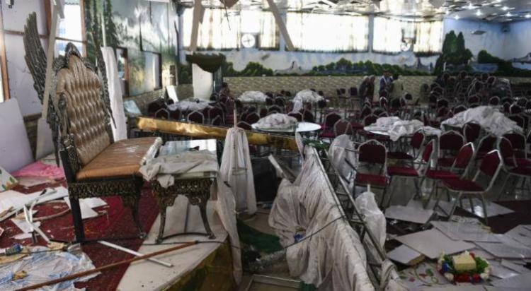 O ataque ocurreu perto de um centro de treinamento para estudantes, um setor do oeste da capital afegã   Foto: Wakil Kohsar   AFP - Foto: Wakil Kohsar   AFP