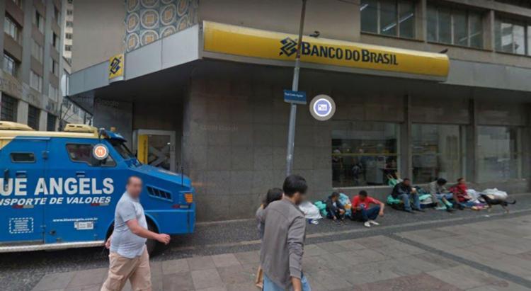 Caso ocorreu em uma unidade do Banco do Brasil em Campinas, São Paulo | Foto: Reprodução | Google Maps - Foto: Reprodução | Google Maps