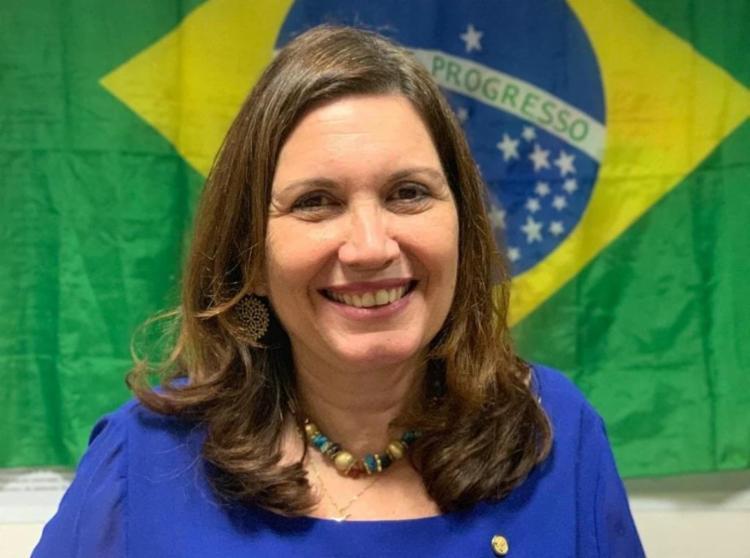 A nomeação de Kicis, aliada forte do presidente Jair Bolsonaro (Sem Partido), é vista como mais uma vitória para o Planalto após as eleições nas casas legislativas - Foto: Divulgação