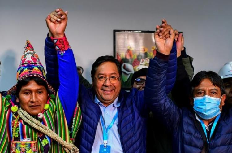 Itamaraty reafirmou a disposição do governo brasileiro em trabalhar com as novas autoridades bolivianas | Foto: Ronaldo Schemidt | AFP - Foto: Ronaldo Schemidt | AFP