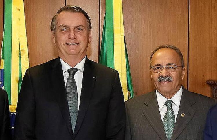 Vexame pior não poderia esperar o presidente Jair Bolsonaro, após afirmar não haver corrupção no Brasil | Foto: Marcos Correa | PR | 14.03.2019 - Foto: Marcos Correa | PR | 14.03.2019