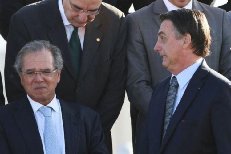 Governo está reformando a economia e cortando gastos   Foto: Evaristo Sá   AFP - Foto: Foto: Evaristo Sá   AFP