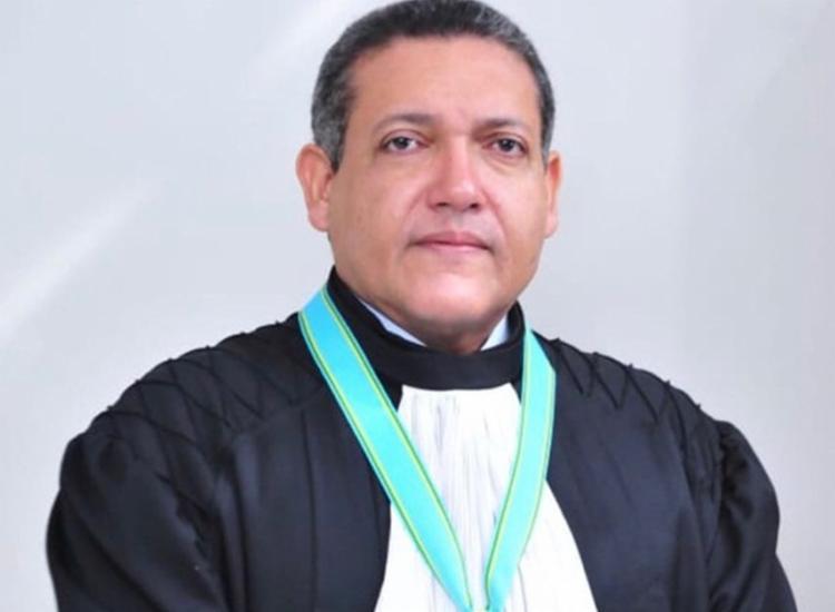 Marques foi indicado pelo presidente Jair Bolsonaro (sem partido) à vaga aberta no STF | Foto: Divulgação - Foto: Divulgação