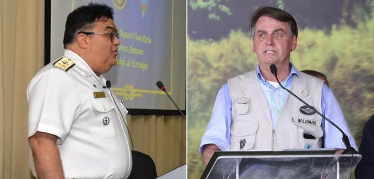 Rocha é o mais cotado para assumir a Secretaria-Geral da Presidência   Foto: Divulgação   Ministério da Defesa - Foto: Divulgação   Ministério da Defesa