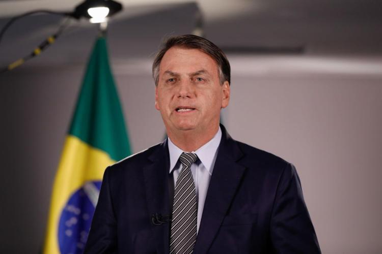 o presidente Jair Bolsonaro (sem partido) foi aconselhado a não se manifestar sobre o resultado do pleito antes que seja confirmado o vencedor. - Foto: Carolina Antunes | PR