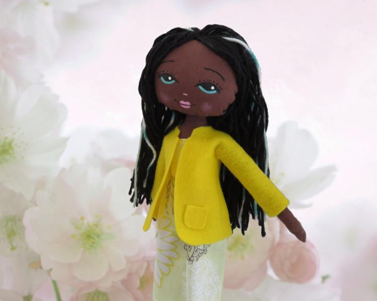 Segundo pesquisa, apenas 6% de todas as bonecas fabricadas no Brasil são negras - Foto: Divulgação  
