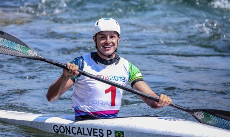 Classificado para Tóquio, Pepê fatura 1ª medalha no retorno das provas | Foto: Danilo Borges - Foto: Danilo Borges
