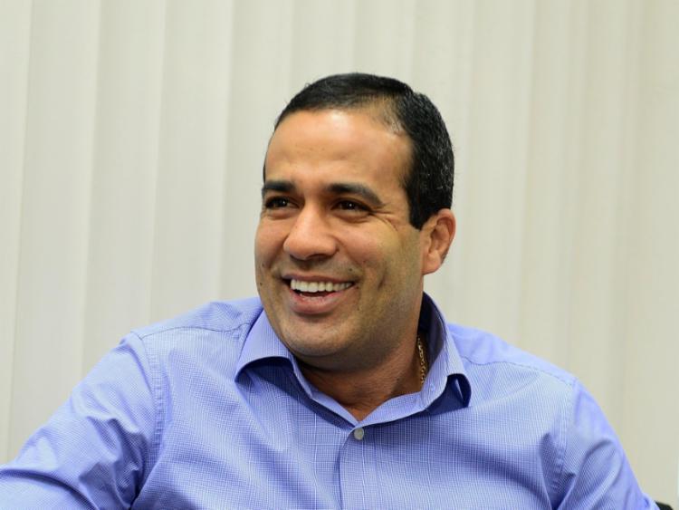 Candidato do DEM à prefeitura de Salvador, Bruno Reis participou de sabatina - Foto: Divulgação