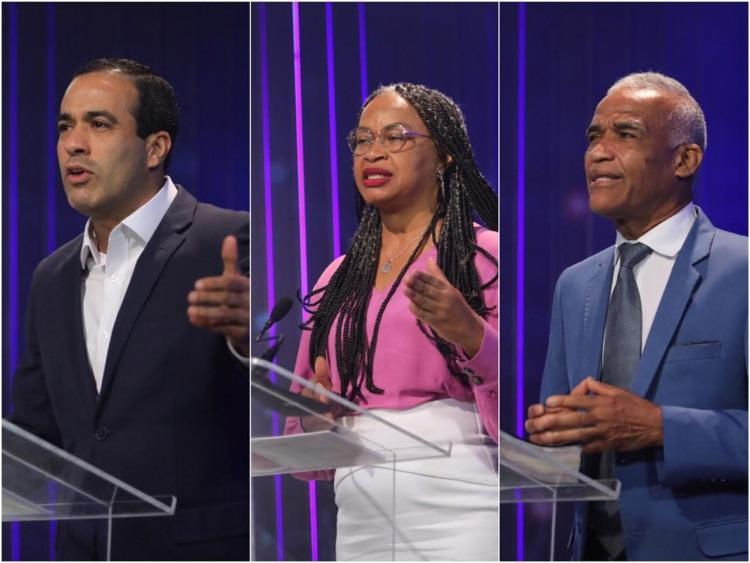 Candidatos estão entre principais apostas de DEM, PCdoB e Avante / Fotos: Divulgação | TV Band Bahia - Foto: Divulgação | TV Band Bahia