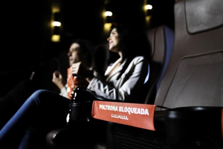 Cinema reabre após ficar mais de seis meses fechado | Foto: Divulgação - Foto: Divulgação