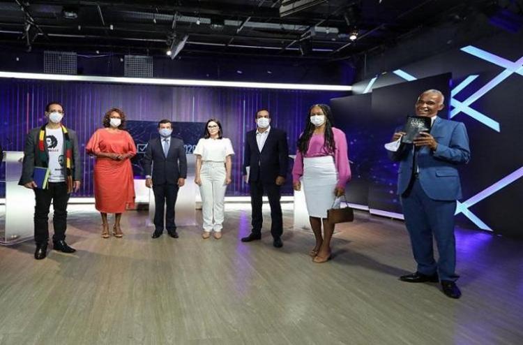 Apenas TVE e Band realizaram debates para o pleito deste ano - Foto: Ulisses Dumas | Band Bahia