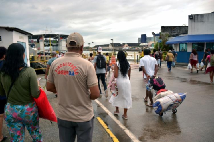 O quadro de horários está mantido, com operação regular diária  Foto: Ulgo Oliveira   Seinfra - Foto: Foto: Ulgo Oliveira   Seinfra
